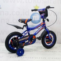 Harga hot deal 12in golden storm bmx sepeda anak laki laki usia 2 4 tahun | Pembandingharga.com