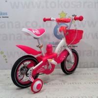 Harga terlaris 12in maximus 1253 sepeda anak usia 2 7 tahun mainan | Pembandingharga.com