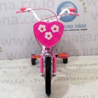 Harga termurah 12in lazaro 212 summer fest ctb sepeda anak perempuan usia | Pembandingharga.com