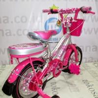 Harga terlaris family girl power sepeda anak 12 inci mainan | Pembandingharga.com