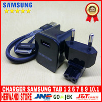 CHARGER SAMSUNG GALAXY TAB 1/2/7/8.9/10.1 NOTE 10.1 ORIGINAL 100%