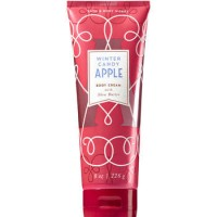 BBW Signature Collection WINTER CANDY APPLE Ultra Shea Body Cream