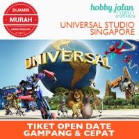 Tiket murah dewasa Universal Studio USS Singapore