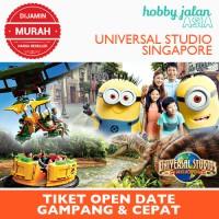 Tiket murah anak Universal Studio USS Singapore