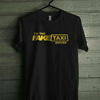 kaos fake taxi driver