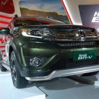 Cat Mobil Honda B-RV Misty Green Pearl G539P