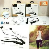Headset handsfree bluetooth JBL J-800 stereo headphone