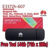Modem USB Huawei E3372 4G LTE FDD 900/1800 150Mbps