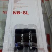 BATTERY CANON NB-8L for Powershot A2200/ A3100/ A3000/ Original