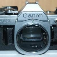 KAMERA SLR FILM CANON AE-1 + Canon FD 50mm f/1.8 Berkualitas
