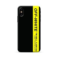 off white case iphone x 5s 6s 7 8 samsung j7 s6 s7 s8 a5 a7 note 8 dll