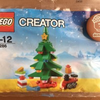 Lego Original Polybag Christmas Tree 30286 Creator Xmas Building