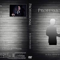 DVD Sulap: Professional Vol. 1 By Kim Hyun Soo