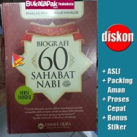 Biografi 60 Sahabat Nabi SAW - Khallid Muhammad Khalid