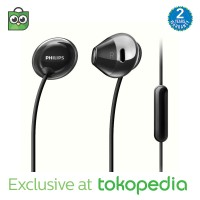 Philips Flite Hyperlite Earphone with Mic - SHE4205 BLACK