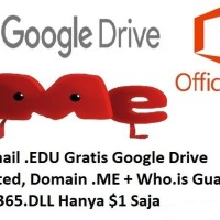 Akun Google Drive Unlimited Gratis Request Username Email EDU