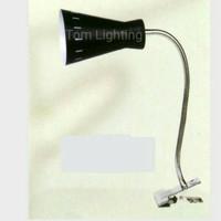 1601. Lampu Meja Belajar Desk Lamp Mirip IKEA KVART Minimalis Murah