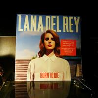 LANA DEL REY - BORN TO DIE (vinyl / piringan hitam)