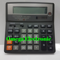 ORIGINAL CITIZEN SDC-660ll Kalkulator Meja Desktop SDC 660 16 Digit