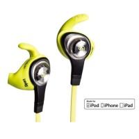 (Dijamin) Monster iSport Intensity In-Ear Headphones - Green