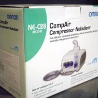 (Dijamin) Omron Compair Compressor Nebulizer