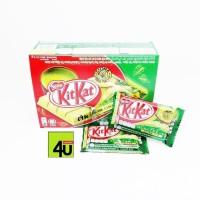 Kitkat 4F - Green Tea, Classic - 35gr HALAL