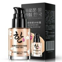 ROREC BB CC CREAM FOUNDATION WEARING LASTING MAKE UP