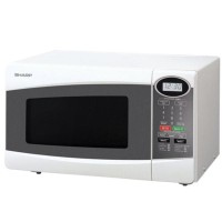 new Sharp Microwave 22 Liter Touch Control R21A1WIN