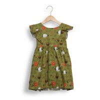 Gardening Classic Dress