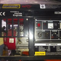 Genset Honda Motoyama 2000 Watt AC Dc SUPER