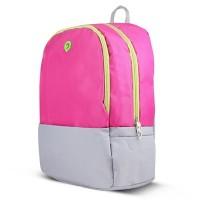 Tas Ransel Laptop WANITA Estilo 720002 Warna Pink Plus Raincover