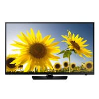 SAMSUNG LED TV 24 Inch - UA24H4150   free BREKET, garansi RESMI
