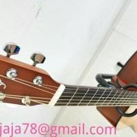Gitar Guitar Akustik Acoustic Folk Yamaha Asli F310 / F 310 Bagus