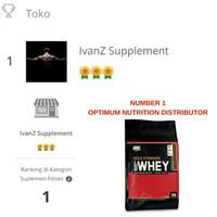 [BPOM] Whey Gold Standard 100% 10 lbs 10lbs ON WGS Optimum Nutrition
