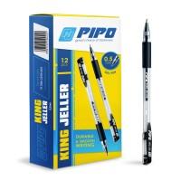 Pulpen Merk PIPO King Jeller PPG100