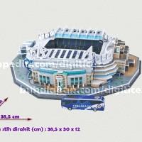Harga 3d Puzzle Stadium Travelbon.com