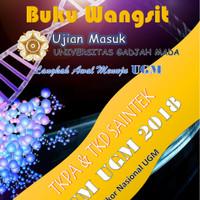 PAKET Buku Wangsit UM UGM 2018 Program IPA