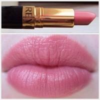 original asli Revlon Super Lustrous Lipstick - pink in the afternoon