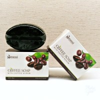 Sabun Kopi Hanasui Coffee Soap With Scrub Original