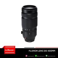 Fujifilm FUJINON XF 100-400mm f/4.5-5.6 R LM OIS WR - Black