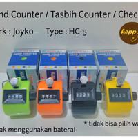 Hand Counter, Hand Tally, Checker