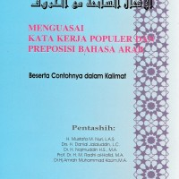 Menguasai Kata Kerja Populer Dan Preposisi Bahasa Arab