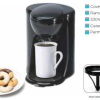 BLACK AND DECKER - DRIP COFFEE MAKER DCM25-B1