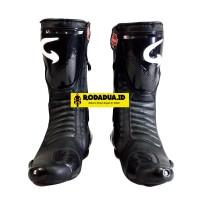 Sepatu Road Race Gordons GRRR Full Black KODE BN9821