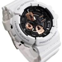 Jam Tangan Pria Casio G-Shock Original GAC-100RG-7 Protection G-Shoc