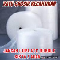 PLASTIK BUBBLE WRAP UKURAN 50 CM X 50 CM