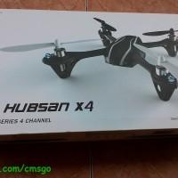 Hubsan X4 V2 H107L 2.4G 4CH RC Drone Quadcopter RTF