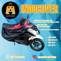Body Cover Motor Waterproof /Tutup Motor matic 100% Polyster