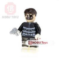 Jual CLASSIC NICK FURY PG342 MARVEL MOVIE AVENGERS Lego kw Superhero murah Murah