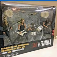 McFarlane Metallica Harvesters of Sorrow Boxset with Sound & Flash